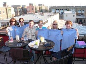 Citadel Ya Ya's and one friend 2010